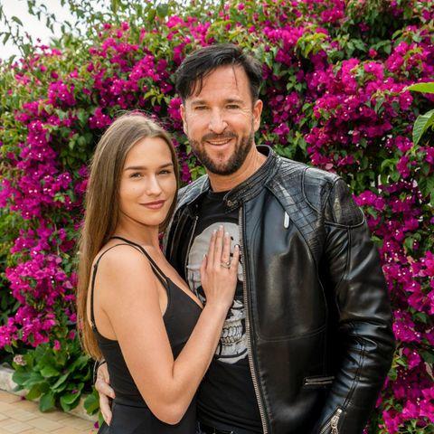 Laura Müller und Michael Wendler