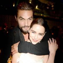 Jason Momoa, Emilia Clarke