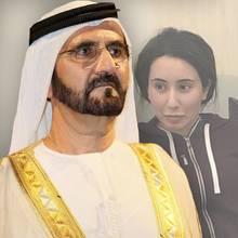 Scheich Mohammed bin Raschid al-Maktou, Prinzessin Latifa