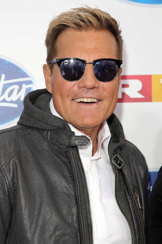 Promi-News: Dieter Bohlen mit Sonnenbrille