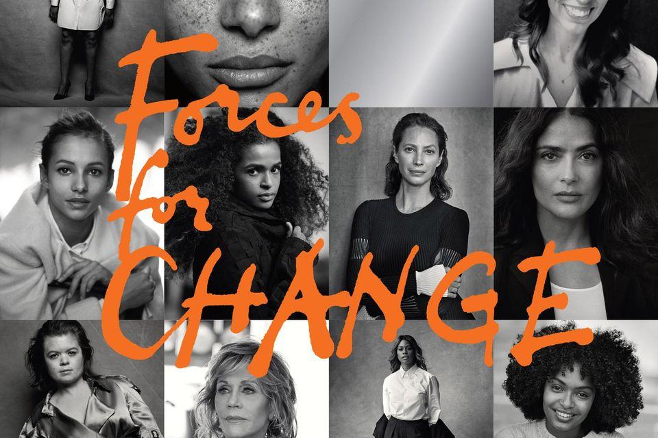 """Das Cover der Septemberausgabe 2019 der britischen """"Vogue"""""""