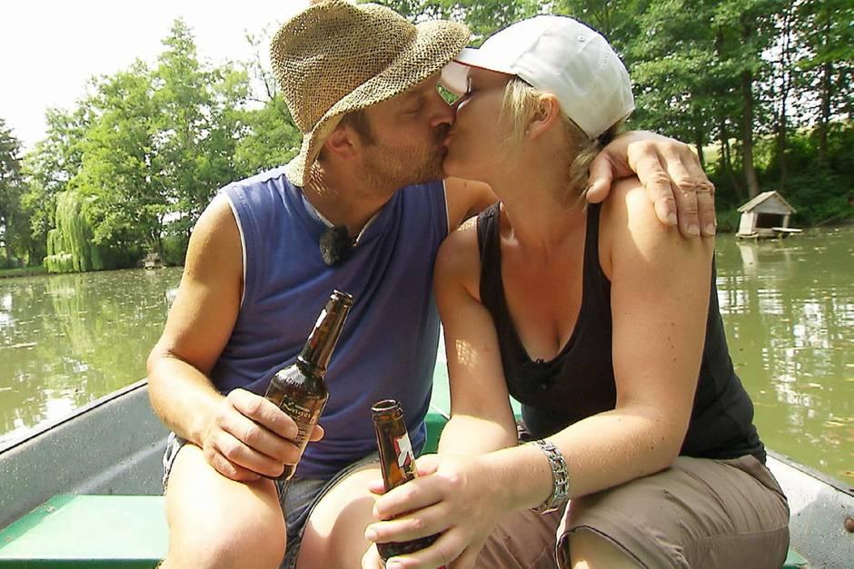 Stephan Finkenzeller und Steffi Lüdge