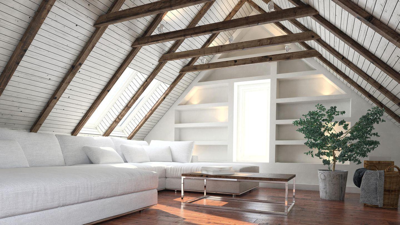 Fünf Gestaltungsideen für Räume mit Dachschrägen