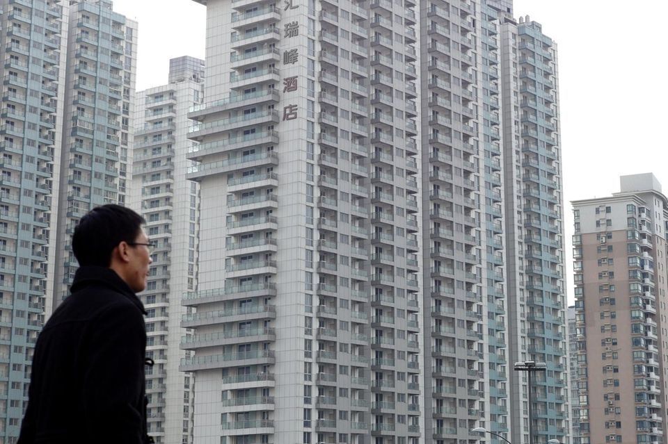 Hochhaus in China