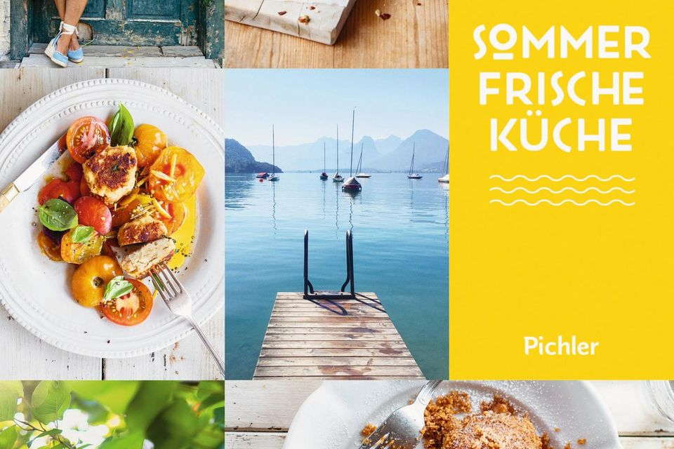 """""""Meine Sommerfrische-Küche"""" von Alexandra Palla"""