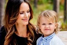 Prinzessin Sofia und Prinz Alexander