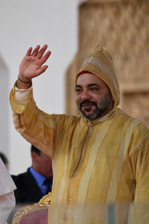 König Mohammed von Marokko, März 2019