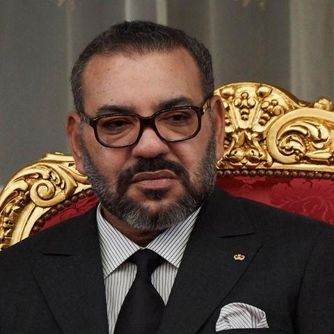 König Mohammed von Marokko (*1963)