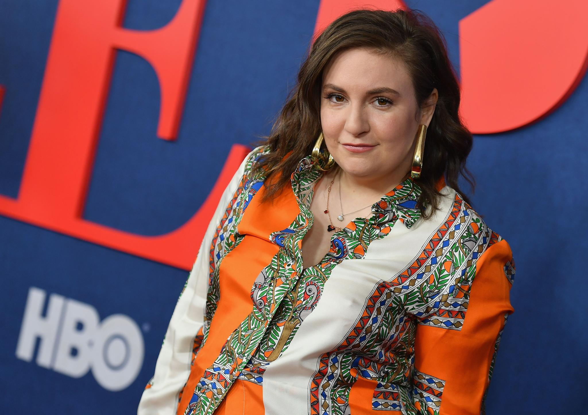 """""""Once Upon a Time... in Hollywood"""": Lena Dunham auf dem roten Teppich"""