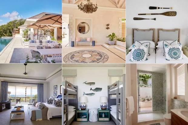 Die stilvolle Einrichtung der Villa Antilles auf Mustique