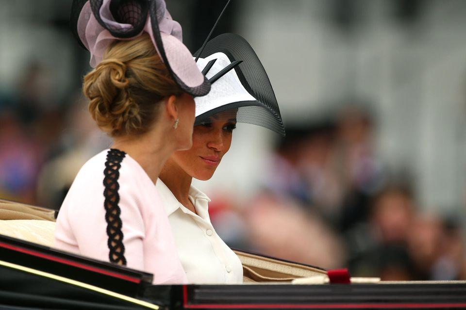 Herzogin Sophie von Wessex, Herzogin Meghan von Sussex