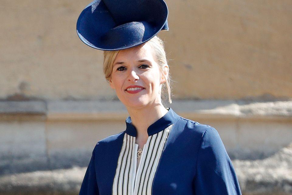 Herzogin Catherines Freundin Sophie Carter ist auch Gast bei der Hochzeitvon Prinz Harry und Herzogin Meghan.