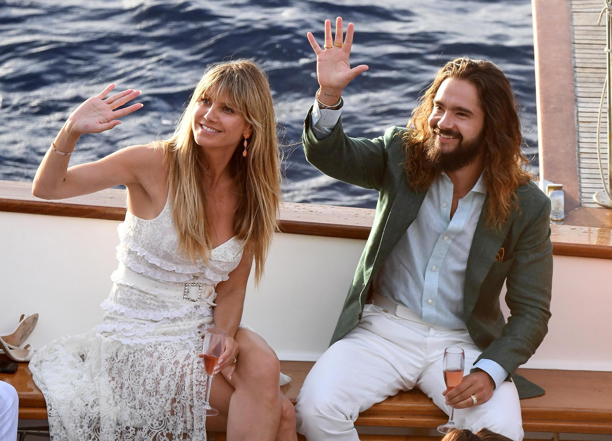Heidi Klum: Nippelblitzer provoziert die Fans - übertreibt sie es mit der Freizügigkeit?