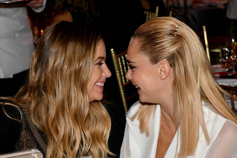 Ashley Benson + Cara Delevingne