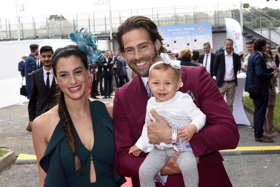 Filiz Koc,Almondy Rose und die gemeinsame Tochter Bella