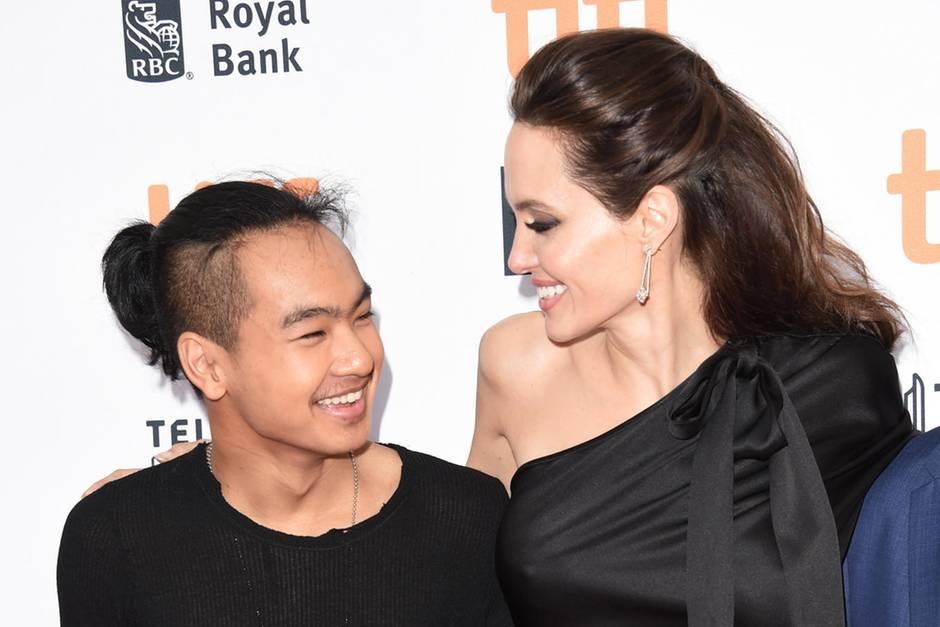 Angelina Jolie: Ihr ältester Sohn studiert in Korea