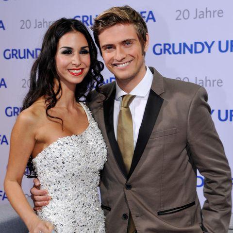 Sila Sahin und Jörn Schlönvoigt im Jahr 2011