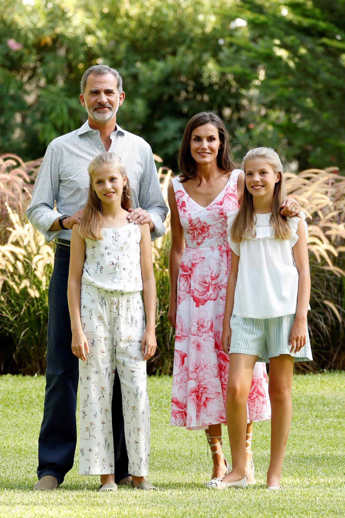 Felipe VI. und Königin Letizia: Die Blaublüter müssen mit Letizia zusammen arbeiten
