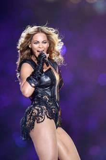 Die Mitglieder der einstigen Girlband Destiny's Child (v.l.n.r.):Kelly Rowland,Beyoncé KnowlesundMichelle Williams