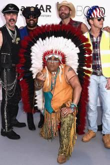 Die Band Village People gibt es auch heute noch