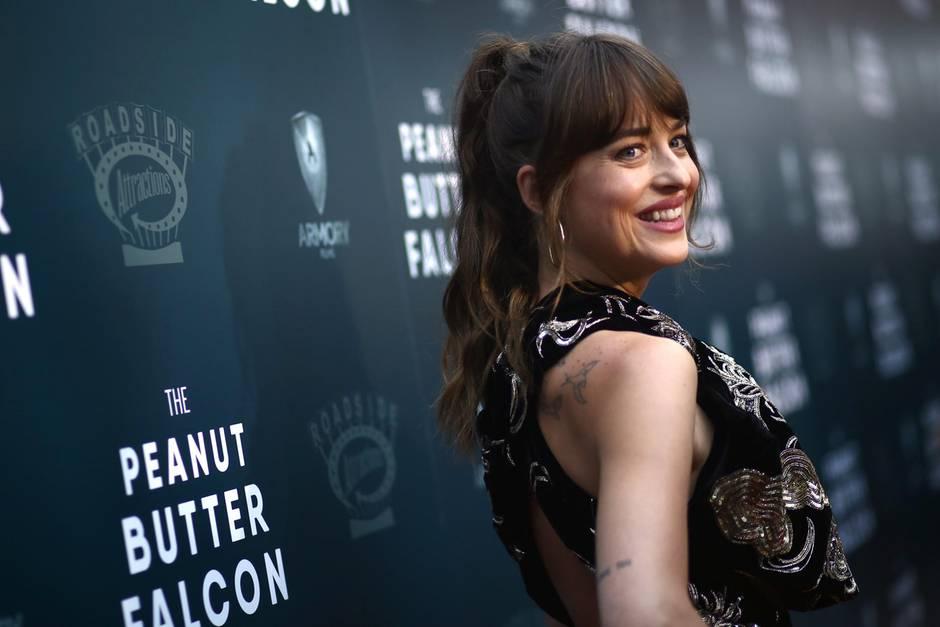 Dakota Johnson: Ist sie wieder mit Chris Martin zusammen?