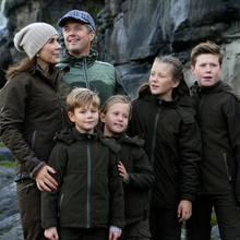 Kronprinzessin Mary, Kronprinz Frederik, Prinz Vincent, Prinzessin Josephine , Prinzessin Isabella, Prinz Christian