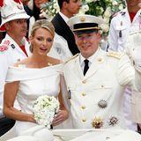 Am 1. Juli 2011 heiratet sie Fürst Albert von Monaco und wird zu Fürstin Charlène.