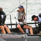 Der royale Segeltörn findet für den guten Zweck statt, die Aufmerksamkeit für die positiven Effekte von Sport und für verschiedene Charity-Organisationen soll gesteigert werden. Catherine und ihr Prinz segeln übrigens auf getrennten Booten.