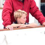 8. August 2019  Dabei muss sich keiner an Bord Sorgen machen, schließlichpasst Opa Michaelgut auf alle auf.