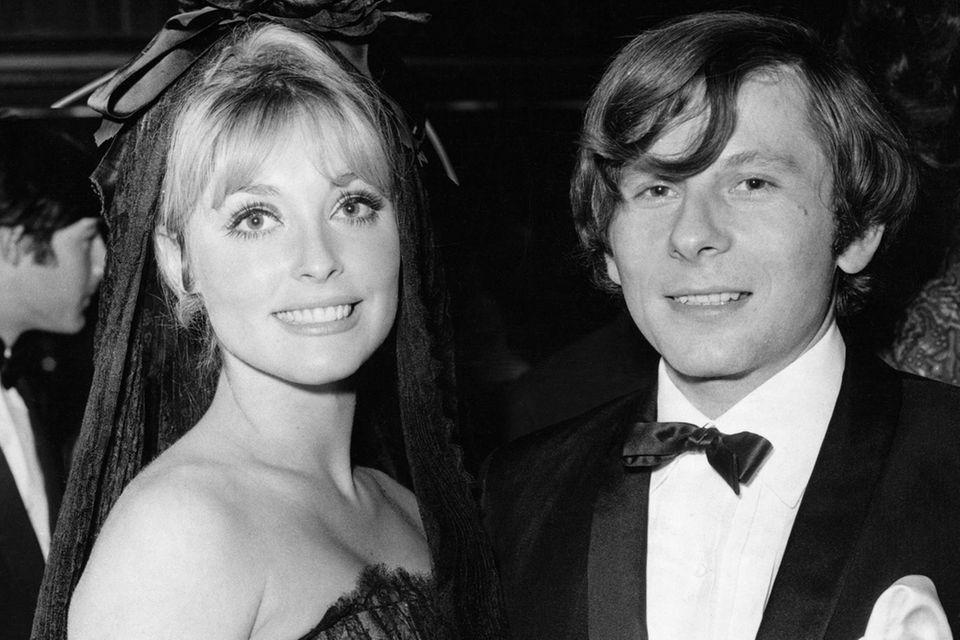 Sharon Tate war vor ihrer Ermordung mit Regisseur Roman Polanski verheiratet.