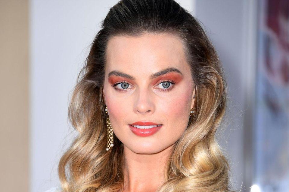 """Margot Robbie spielt im neuen Quentin Tarantino-Film """"Once Upon A Time In Hollywood"""" Sharon Tate. Der Film läuft am 15. August in den deutschen Kinos an."""
