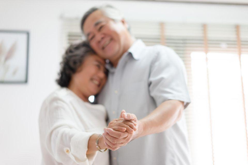 Asiatisches Paar
