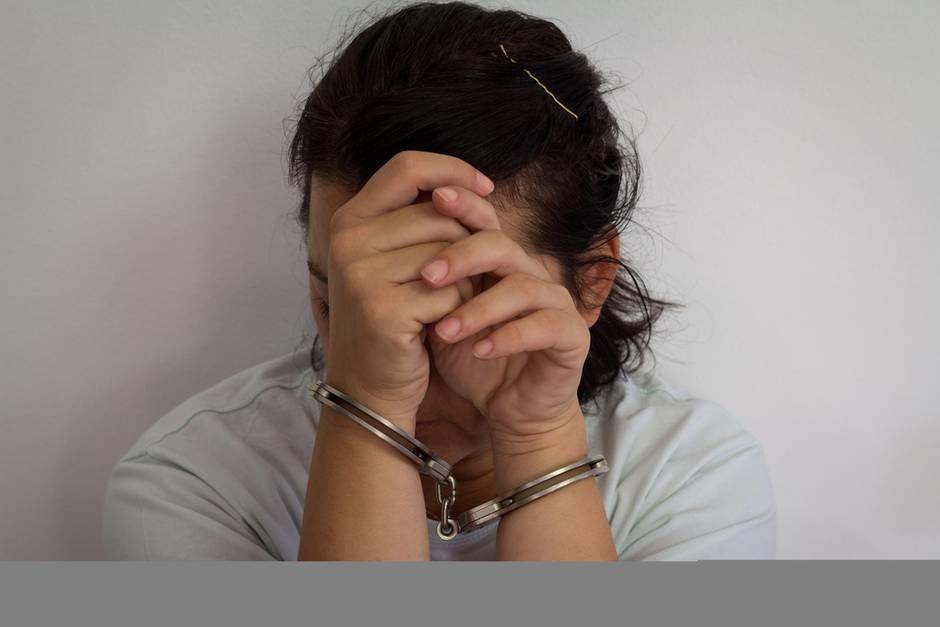 Schwangerschaft schützt vor Strafe nicht (Symbolbild)