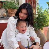 11. August 2019  Grenzenlose Liebe empfindet Kylie Jenner für ihre Tochter Stormi. Die beiden verbringen gerade ihren Sommerurlaub im italienischen Positano.