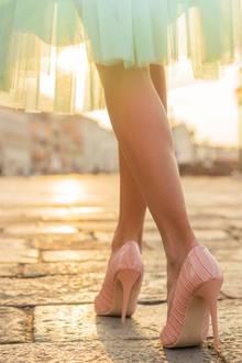 Vorsicht bei Second Hand Schuhen