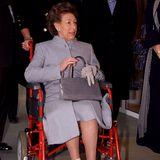 In ihren letzten Lebensjahren leidet Prinzessin Margaret unter starken gesundheitlichen Problemen. Nach mehreren Schlaganfällen ist sie dauerhaft auf den Rollstuhl angewiesen.