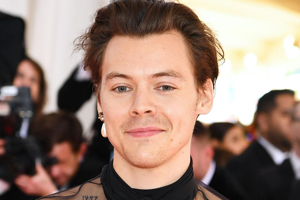 Harry Styles: Harry Styles auf der Met-Gala