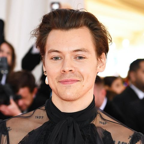 Harry Styles: Harry Styles auf der Met-Gala