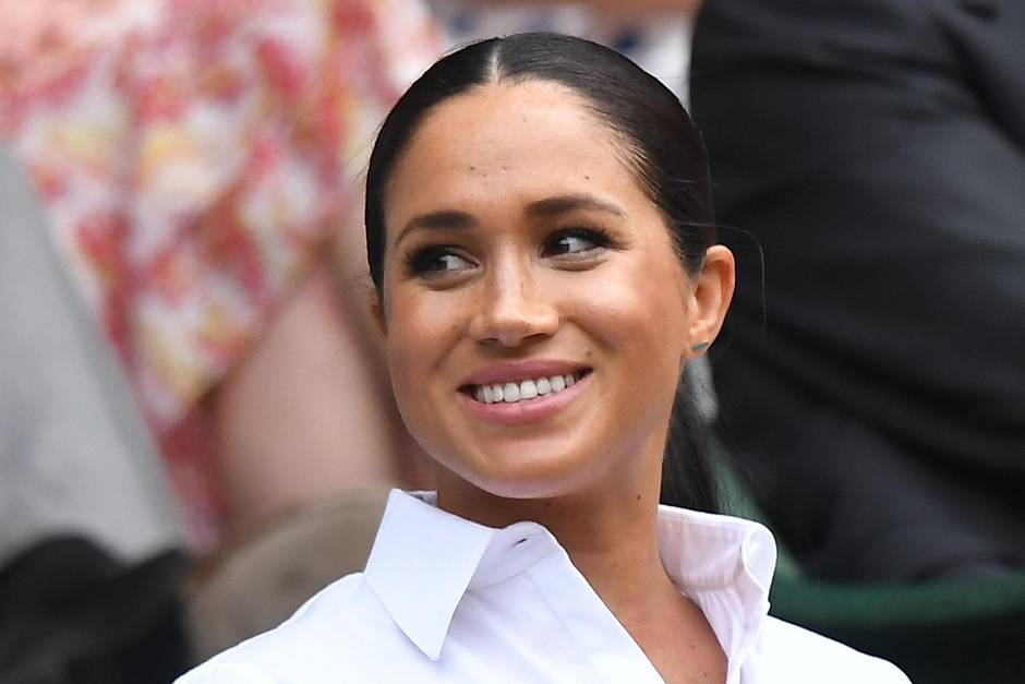 Herzogin Meghan: Herzogin Meghan bei Wimbledon