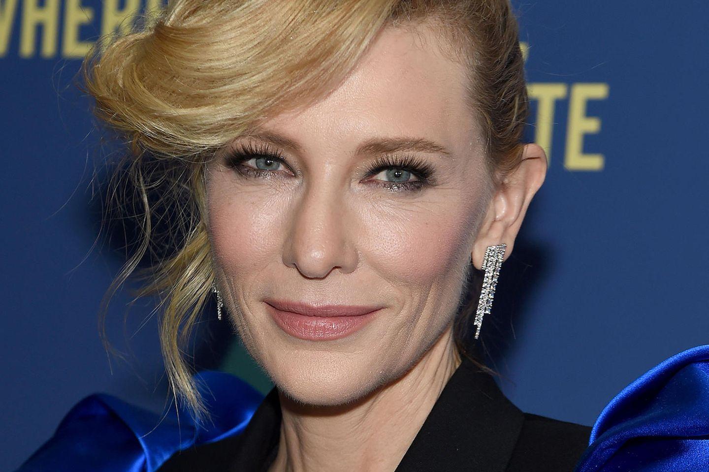 Cate Blanchett Will Sie Mit Der Schauspielerei Aufhoren Gala De