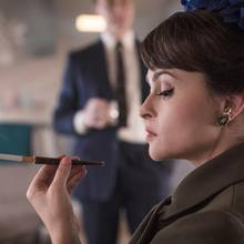 """Helena Bonham-Carter spielt in der dritten Staffel von der Netflix-Serie """"The Crown"""" Prinzessin Margaret."""