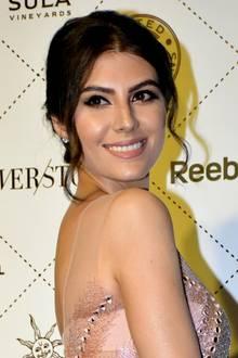 """Elnaaz Norouzi im Juni 2018 bei den """"ELLE India Beauty Awards"""" in Mumbai"""