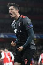 FC Bayern München, Bundesliga, Robert Lewandowski, Arturo Vidal
