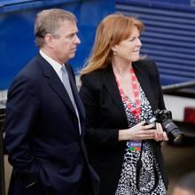 Prinz Andrew und Sarah Ferguson