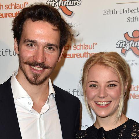 Felix Neureuther+ Miriam Neureuther