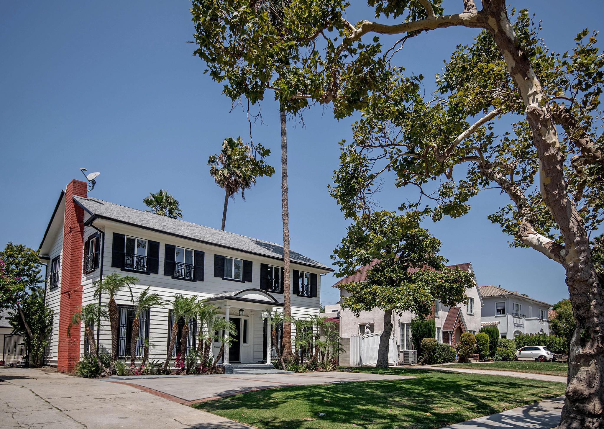 Ihr Haus in L.A. wird verkauft und so sieht es aus
