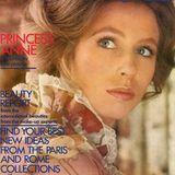 1971: Prinzessin Anne war das erste royale Mitglied, das sich für das Cover eines Magazins ablichten ließ.