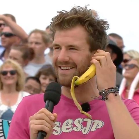 Luke Mockridge am 17. August im ZDF-Fernsehgarten