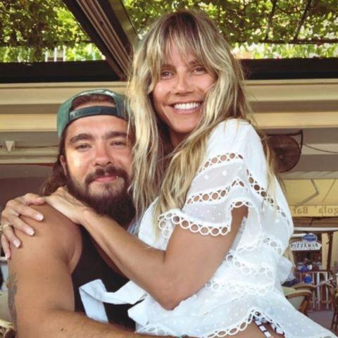 Neuer Tag, neues Pärchenfoto: Die Flitterwochen von Tom und Heidi scheinen nie enden zu wollen. Das Paar hält die schöne Zeit fleißig bei Instagram fest.