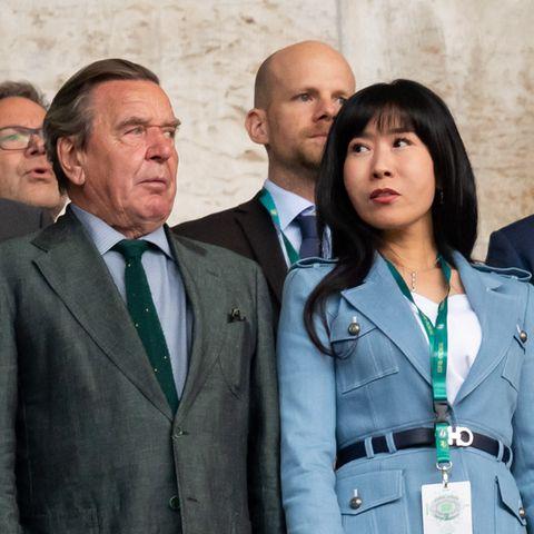 Gerhard Schröder,Soyeon Schröder-Kim